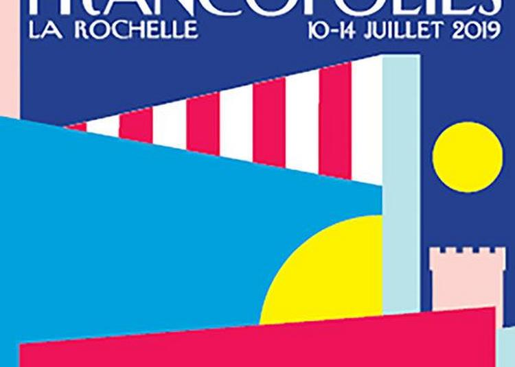 Juillet 85 - Andre Manoukian à La Rochelle