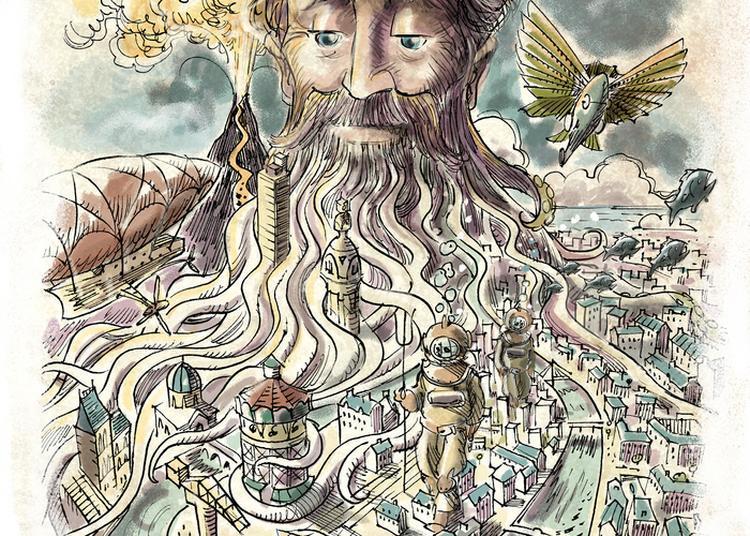 Jules Verne - L'extraordinaire Voyage à Nantes