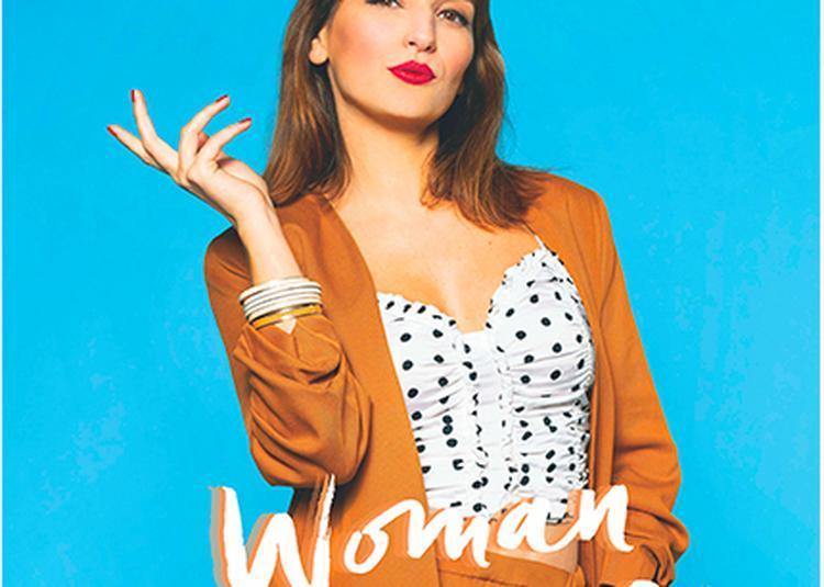 Julie Bargeton - Woman is coming à Saint Etienne