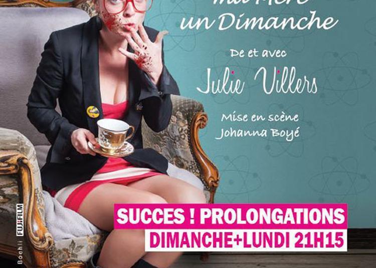 Julie Villers - Je Buterais Bien à Paris 4ème