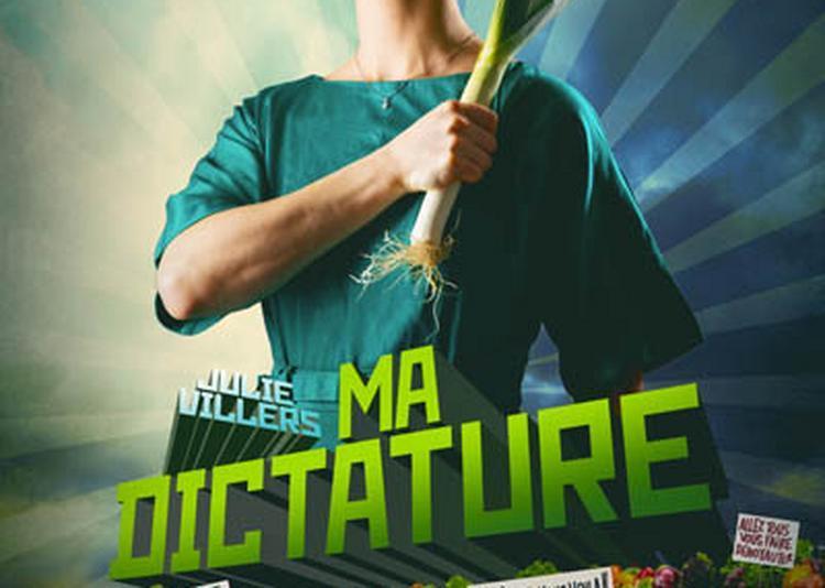 Julie Villers - Ma dictature à Rennes