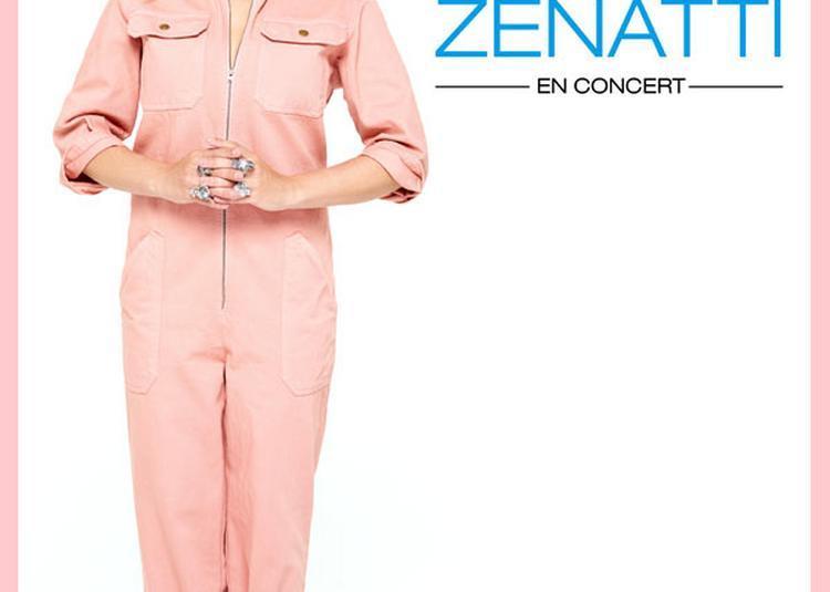Julie Zenatti En Concert à Paris 18ème