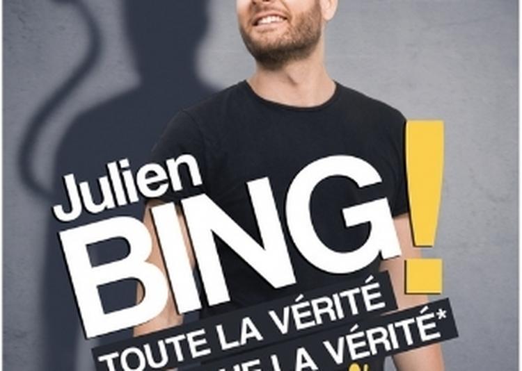 Julien Bing à Nantes