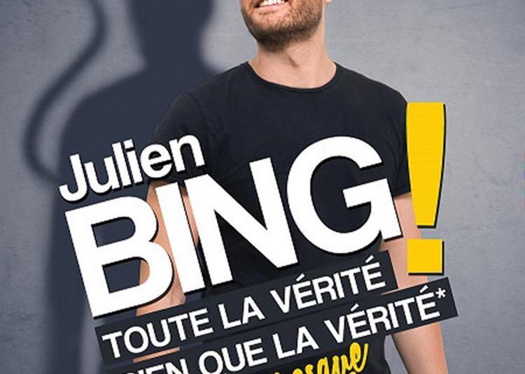 Julien Bing Dans Toute La Verite à Lille