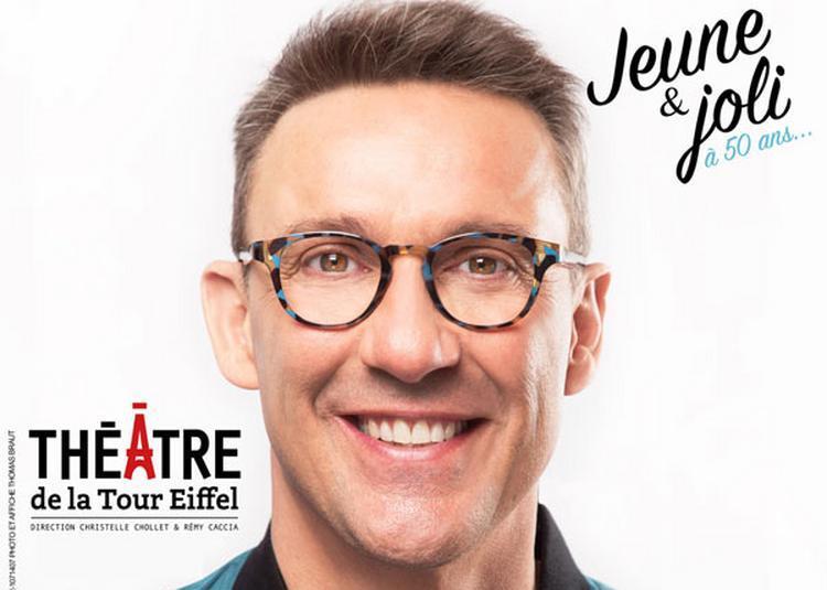 Julien Courbet - Jeune Et Joli à Paris 7ème