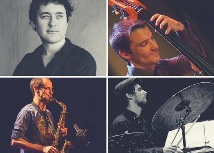 Julien Dubois Quartet à Paris 4ème