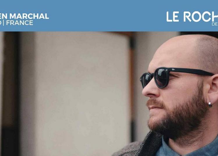 Julien Marchal à Cenon