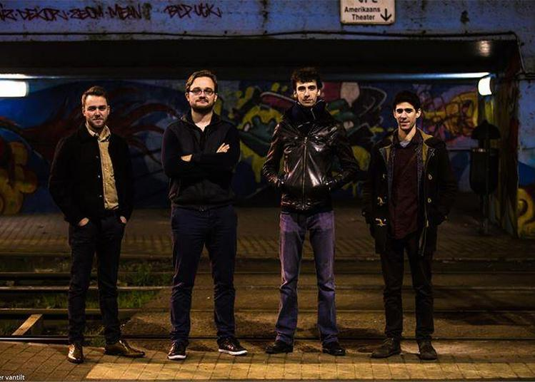 Julien Marga Quartet à Paris 4ème