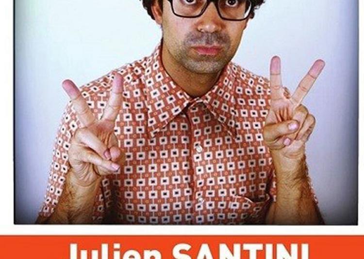 Julien Santini à Bordeaux