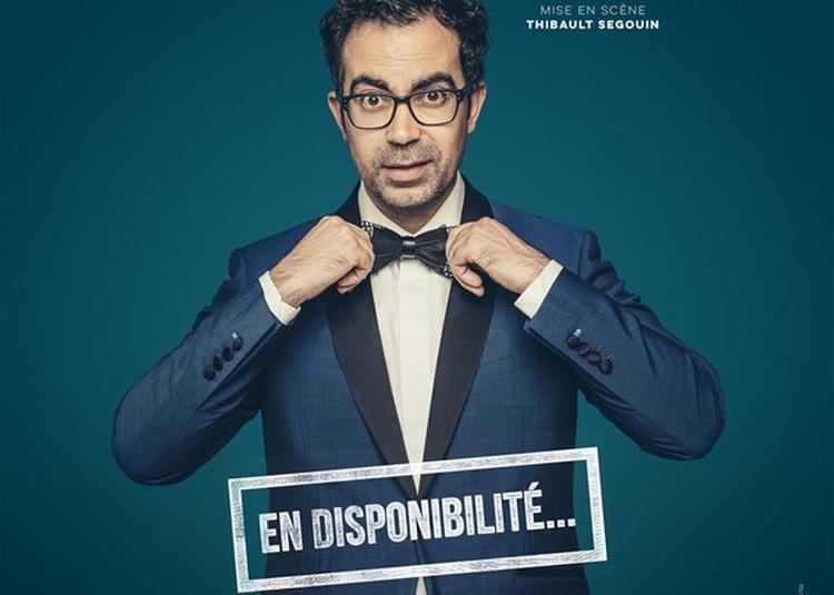 Julien Santini Dans En Disponibilité... à Paris 5ème