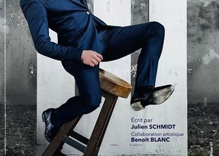 Julien Schmidt Dans Parfaitement Equilibre à Versailles