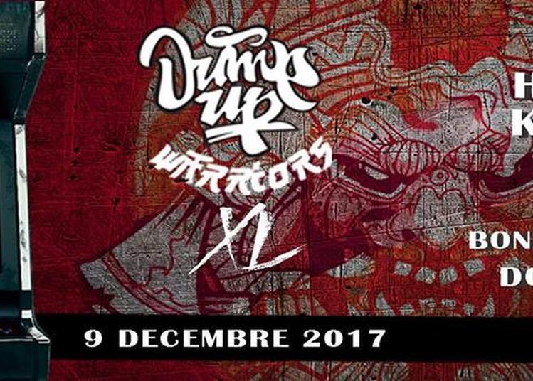 JUMP UP Warriors XL#4 à Paris 19ème