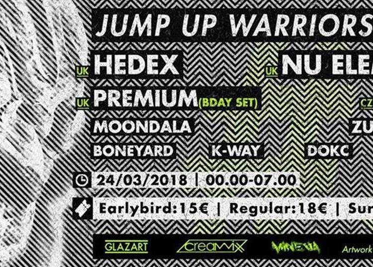 Jump Up Warriors XL #5 à Paris 19ème
