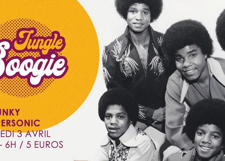 Jungle Boogie #2 / Nuit Funky à Paris 12ème