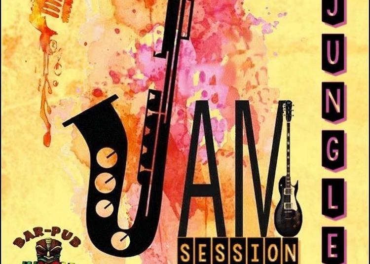 Jungle Jam Session - Scène Ouverte | Tous Les Lundis à Montpellier