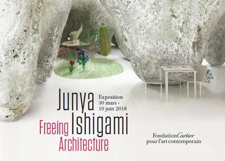 Junya Ishigami à Paris 14ème