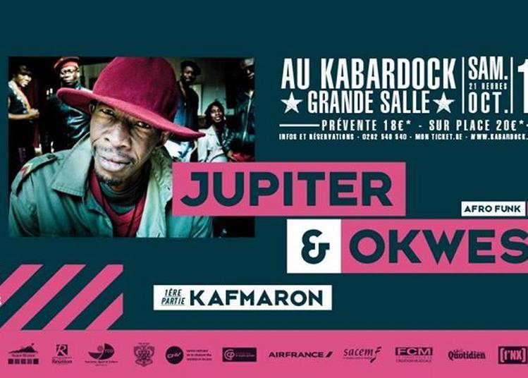 Jupiter & Okwess | 1ère partie : Kafmaron à Le Port