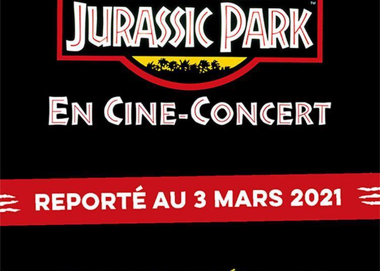 Jurassic Park en ciné-concert à Floirac