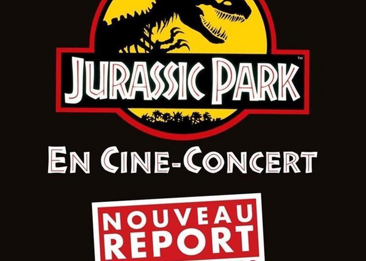 Jurassic Park En Ciné-Concert à Lyon