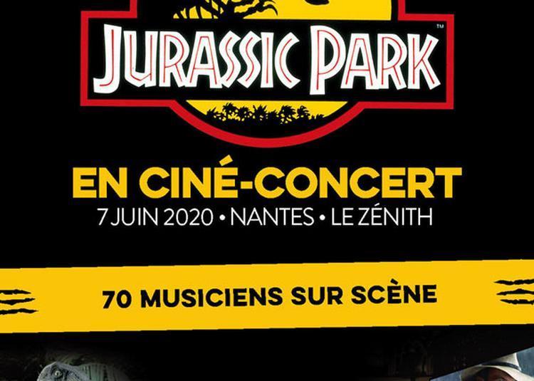 Jurassic Park en ciné concert - report à Lyon