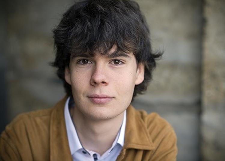 Justin Taylor - Clavecin à Croissy sur Seine