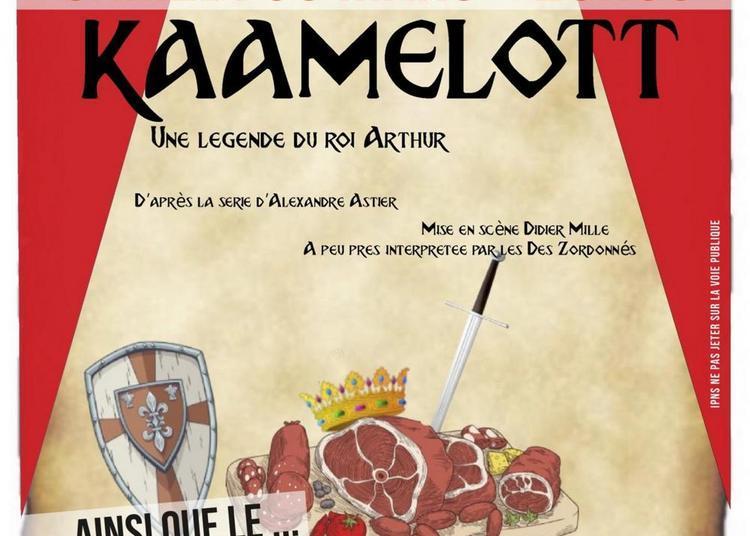 Kaamelott, la légende du roi Arthur revisitée à Amberieu en Bugey