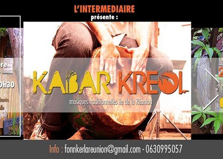 Kabar Kreol Avec Banyan à Marseille