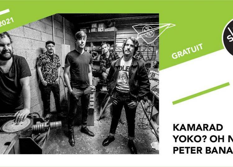 Kamarad - Yoko? Oh No! - Peter Banane à Paris 12ème