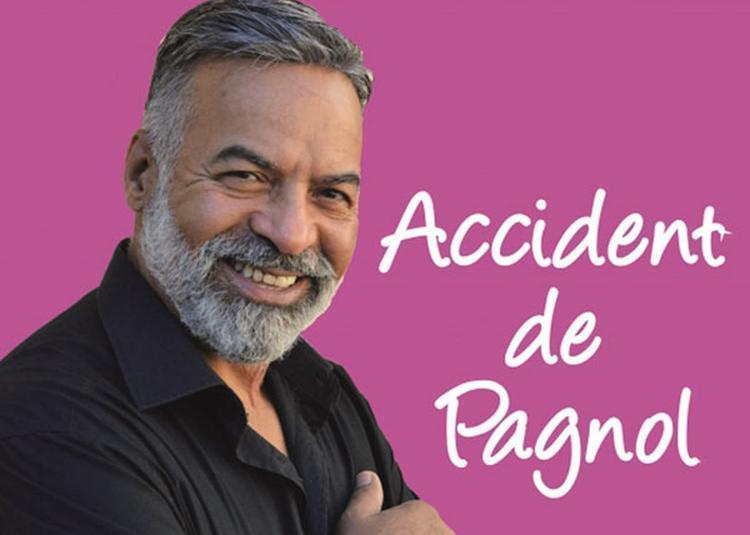 Kamel Accident De Pagnol à Cabries