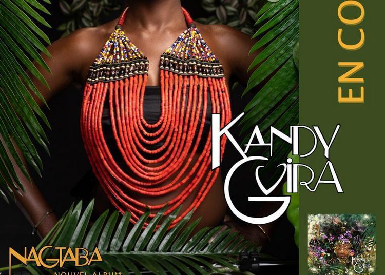 Kandy Guira Présente « Nagtaba » à Paris 13ème
