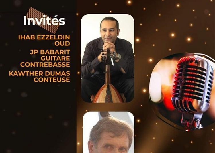 Karaoké : Avec Ihab Ezzeldin à Cannes