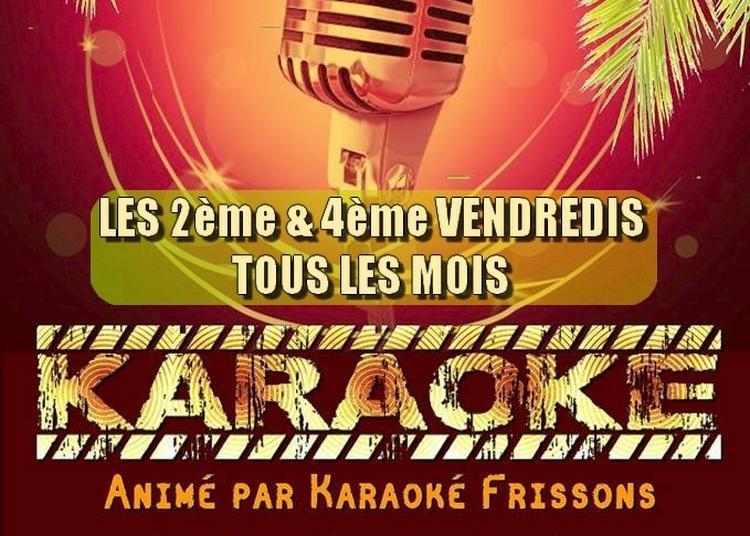 Karaoké Dansant Avec Karaoké Frissons à Montpellier