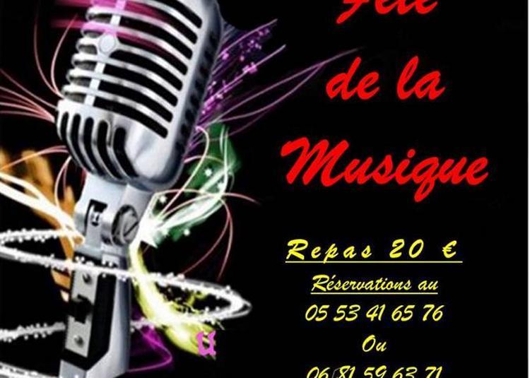 Karaoké Fête de la Musique 2018 à Villeneuve sur Lot