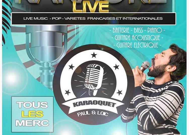 Karaoké Live Avec Musiciens   Tous Les Mercredis à Lattes