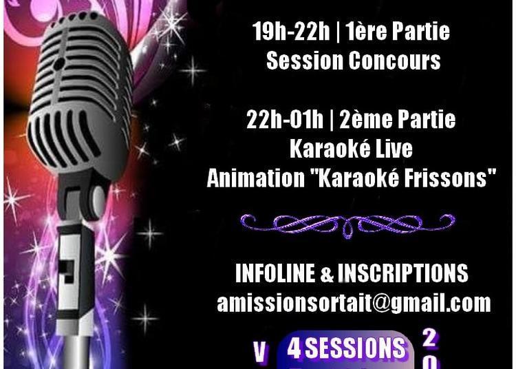 Karaoké Voice   1ère Edition en 4 Sessions à Montpellier