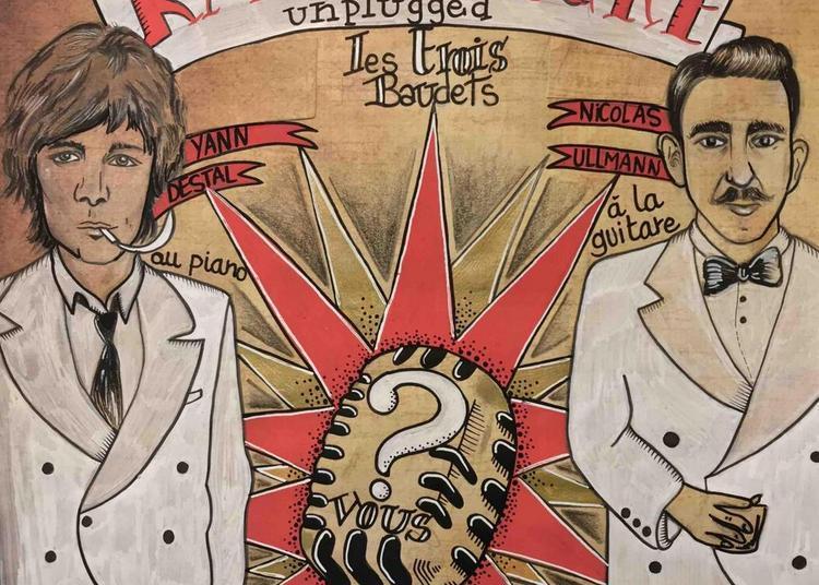 KararockÉ Unplugged à Paris 18ème