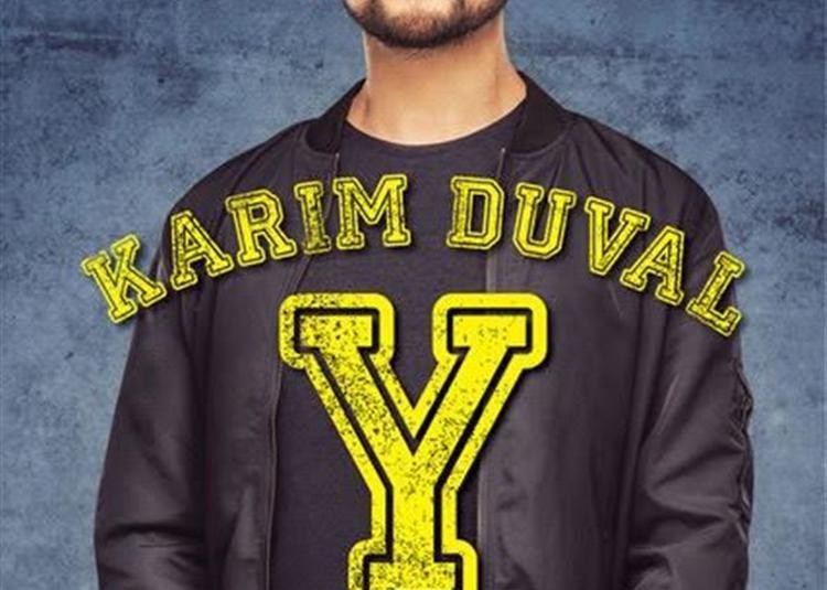 Karim Duval Dans Y à Nice