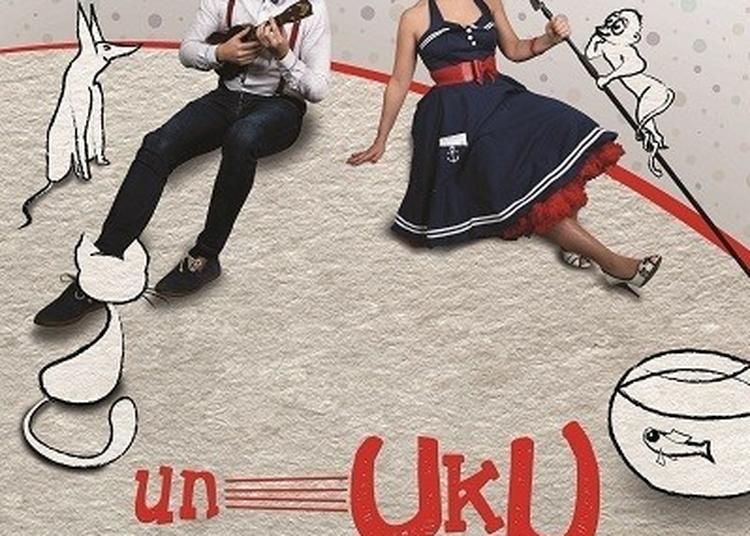 Karine Hurstel Et Hadrien Albouy Dans Un Uku Dans La Poche à Toulouse