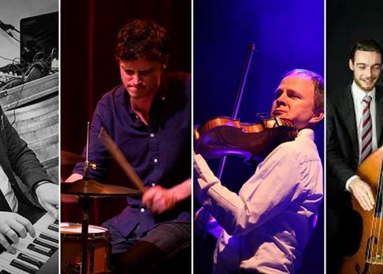 Karol Dobrowolski Quartet à Paris 4ème
