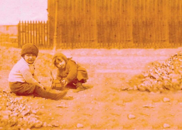 Kaspar et Juliette à Aubergenville