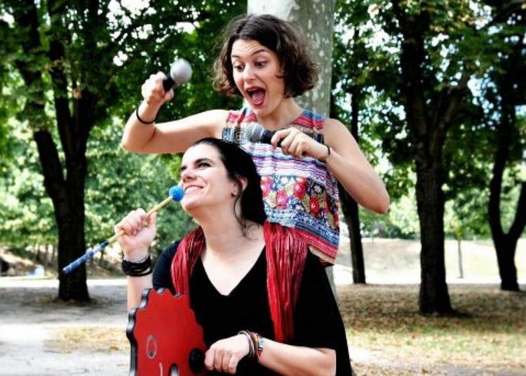 Katerina Fotinaki et Evi Filippou - ff duet (musique du monde) à Surgeres