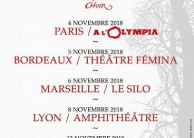Katie Melua à Paris 9ème