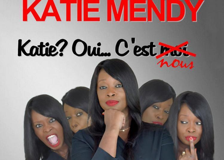 Katie Mendy Dans à Paris 9ème