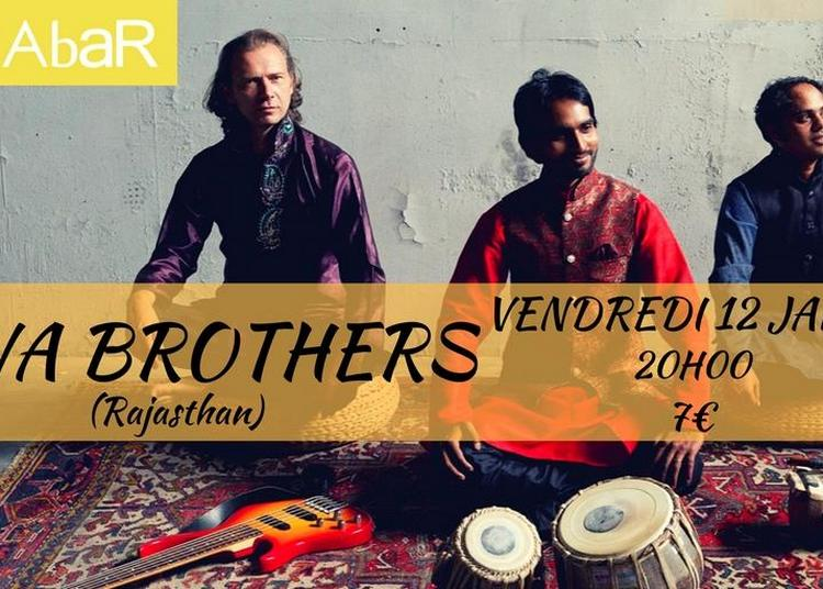 Kawa Brothers (Rajasthan) à Joyeuse