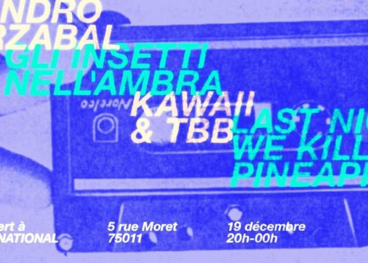 Kawaii  Insetti Nell'Ambra  LNWKP  L.Barzabal à Paris 11ème
