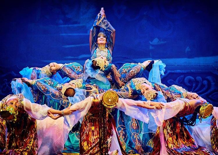 Kazan Ballet de Russie à Pouzauges
