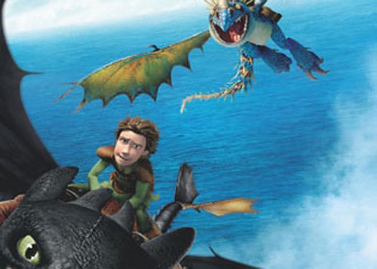 Dragons En Cine-concert à Lille
