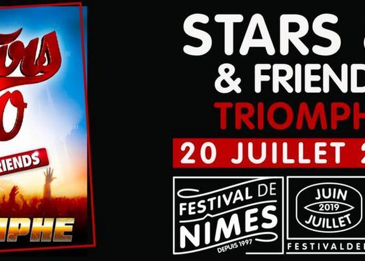 Stars 80 & Friends à Nimes