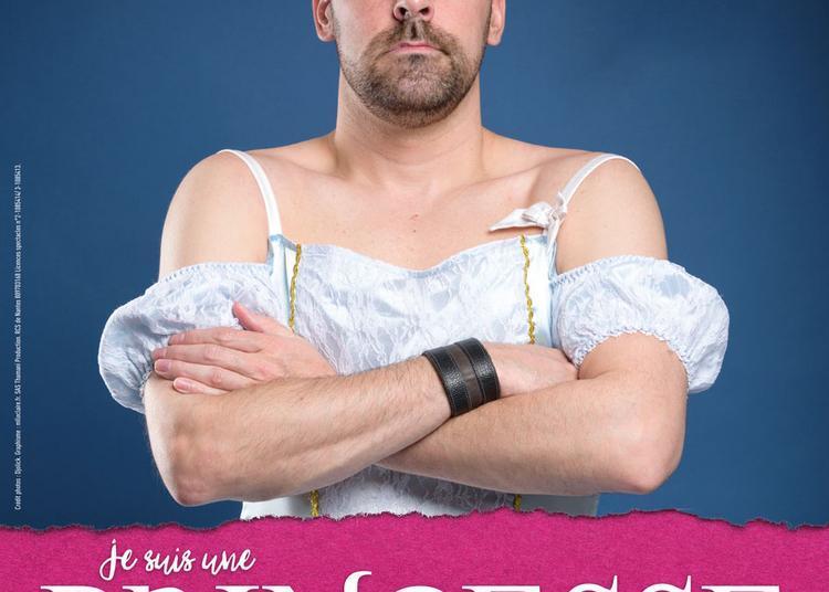 Kenny Dans Je Suis Une Princesse Et Je Vous Emmerde à Nantes