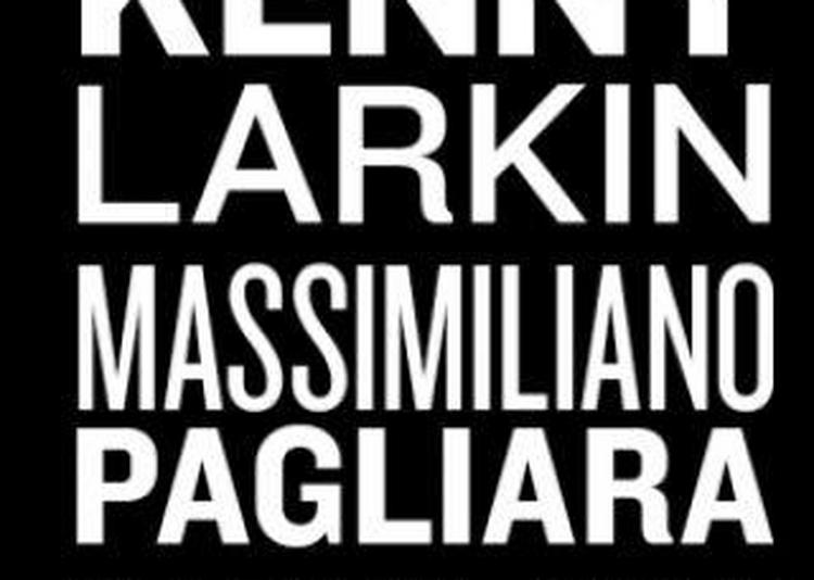 Kenny Larkin, Massimiliano Pagliara, Valentin Joliff à Paris 2ème